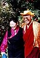 Gyalwang Drukpa & Mother, Alice Springs 1991.jpg