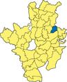 Höslwang - Lage im Landkreis.png