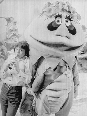 Jack Wild - Wild with the title character in the NBC children's series H.R. Pufnstuf, 1969
