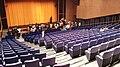 HK 上環市政大廈 Sheung Wan Civic Centre 上環文娛中心 Theatre interior SWCC Oct-2014 LG2 002.jpg