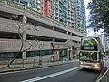 HK 北角半山 North Point Mid-Levels 雲景道 56 Cloud View Road 富豪閣 Beverley Heights indoor carpark Apr-2014 KMBus 108.JPG