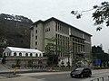 HK 大埔道 292 Tai Po Road campus SCAD Hong Kong front facade former 北九龍裁判法院 North Kln Magistracy April-2012.JPG