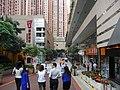 HK 淘大商場 Amoy Plaza 鴻星海鮮酒家 Super Star Seafood Restaurant visitors 步行街 pedestrian zone May-2012.JPG