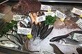 HK CWB 銅鑼灣 Causeway Bay 時代廣場 Times Square basement CitySuper Supermarket Nov 2017 IX1 iced seafood fishes California Golden Trout Sea Bass Wild Snapper.jpg