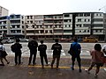 HK Kln 九龍城 Kowloon City 土瓜灣 To Kwa Wan 馬頭涌道 55 Ma Tau Chung Road near 低層 唐樓群 low rises tang lau buildings bus stops June 2020 SS2 09.jpg