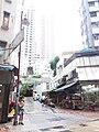HK SW 上環 Sheung Wan 高陞街 Ko Sing Street 賢居里 In Ku Lane August 2019 SSG 18.jpg