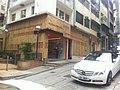 HK Sheung Wan 差館上街 Upper Station Street shop Aesop walkside carpark Mercedes-Benz March-2012.jpg