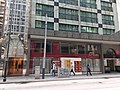 HK Sheung Wan Des Voeux Road Central office building sidewalk shop Yu Yan Sang January 2020 SS2.jpg