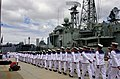 HMAS Darwin Decommissioning Ceremony march past 1.jpg