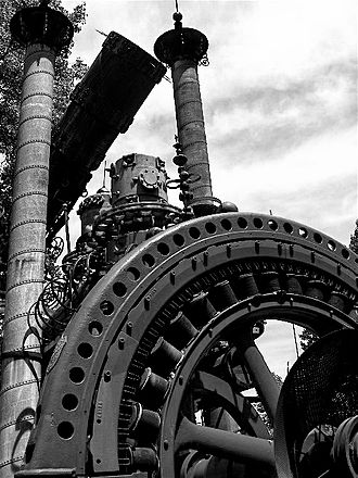 Forevertron - Forevertron's Power Source