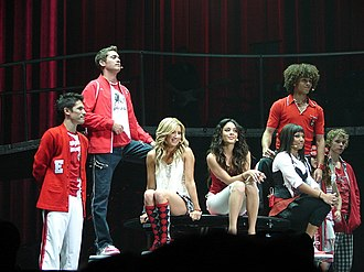 High School Musical: The Concert - HSM Cast.