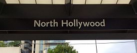 HSY- Los Angeles Metro, North Hollywood, Orange Line Signage.jpg