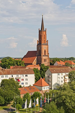 Rathenow - Church