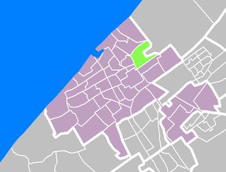 Benoordenhout - Image: Haagse wijk benoordenhout