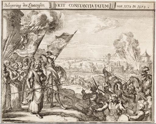 Haarlem Kenau 1573