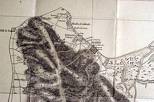 Haifa, Palestine 1875.