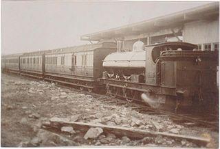 Hakin Docks railway station