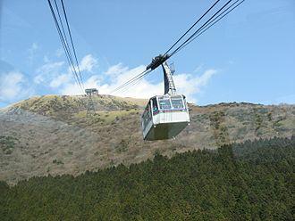 Hakone Komagatake Ropeway - Hakone Komagatake Ropeway.
