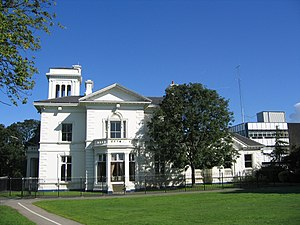 Runcorn - Runcorn Town Hall, formerly Halton Grange