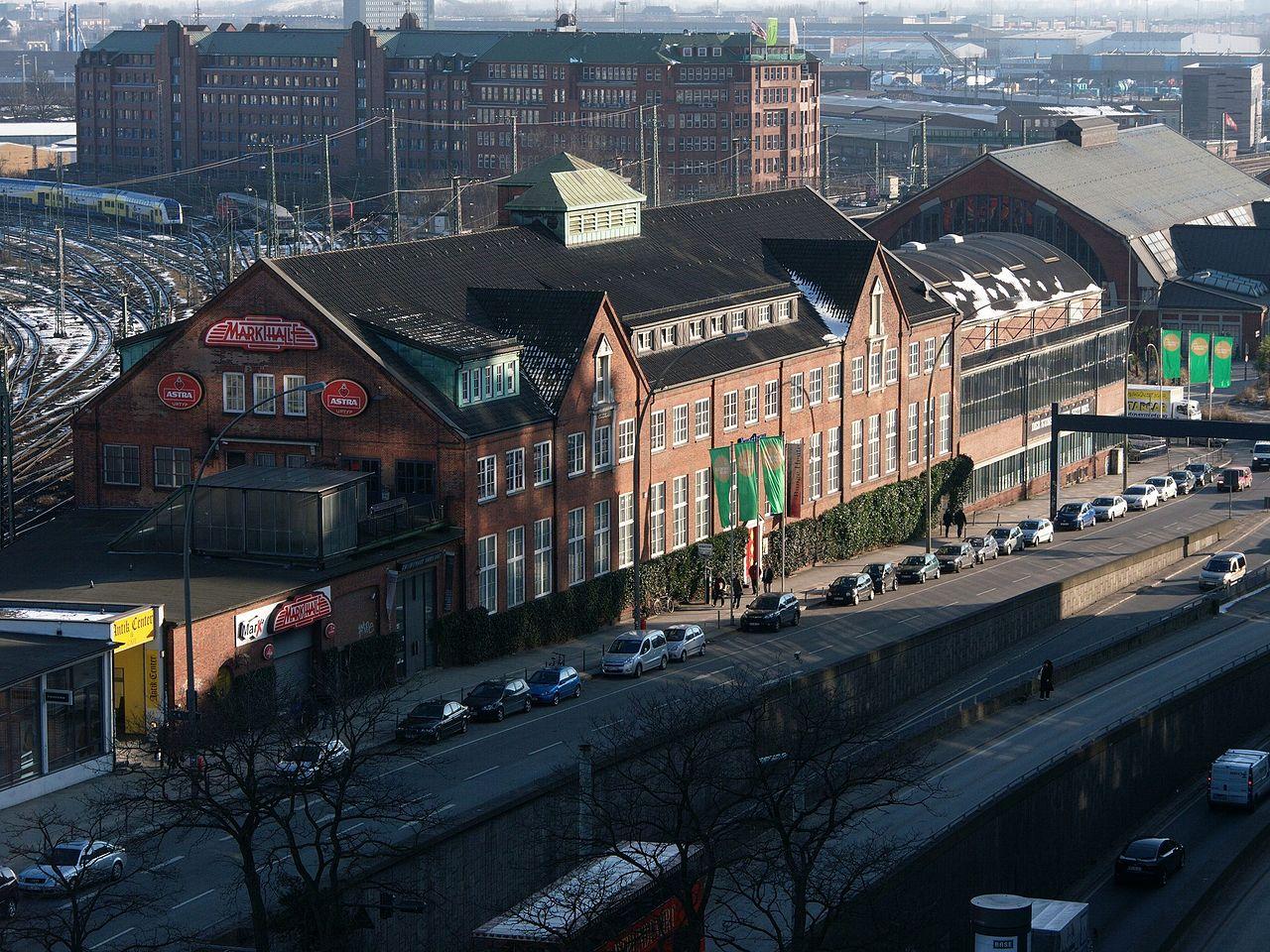 Markethalle, Hamburg