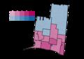 Hamilton, Ontario 2018 Ward 3 City Councillor Election results by poll.png