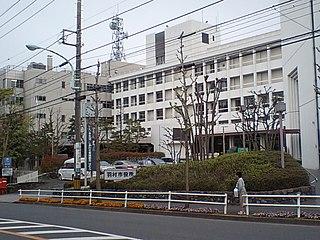 Hamura, Tokyo City in Kantō, Japan