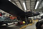 Handley Page Halifax at Yorkshire Air Museum (8266).jpg
