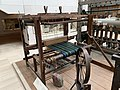 Handloom with treadles.JPG