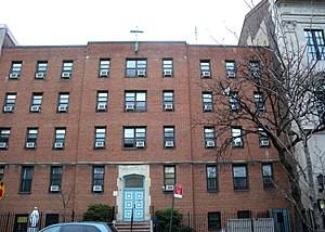 Franciscan Handmaids of Mary - The motherhouse at West 124th Street
