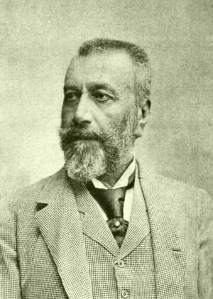 Count Johann Nepomuk Wilczek - Photo by Carl Pietzner, around 1907