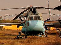 Harbin Z-6 THE DATANSHAN AVIATION MUSEUM BEIJING CHINA OCT 2012 pic2.jpg