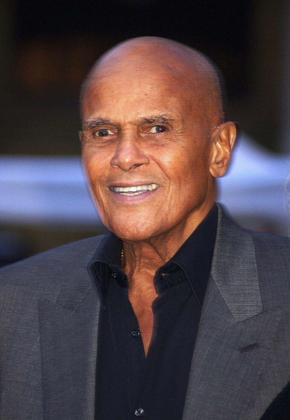 Harry Belafonte 2011 Shankbone