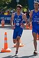 Harry Wiltshire - Triathlon de Lausanne 2010.jpg