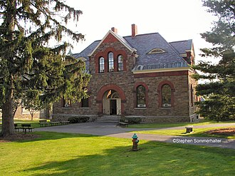 Hascall Hall - Old Biology Building