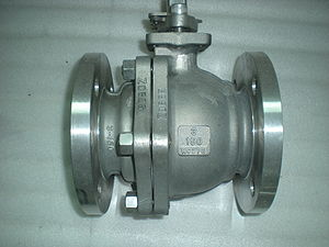 Hastelloy C276 Ball valve.