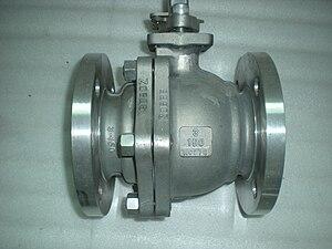 Hastelloy C276 Ball valve.