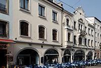 Haus Berger Strasse 3 in Duesseldorf-Altstadt, von Suedosten.jpg