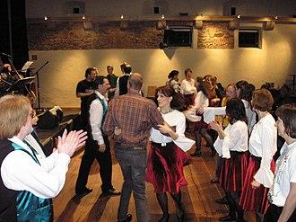 Irish traditional music - The Haymakers jig