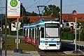 Heidelberg - Eppelheimer Strasse - Duewag MGT6D3 - RNV3266 - 2018-05-05 18-56-10.jpg