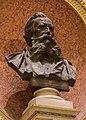 Heinrich von Ferstel - bust in the vestibule of the big ballroom - 2094-HDR.jpg