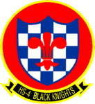 Helicopter Anti-Submarine Squadron 4 (US Navy) insignia, 1984.png