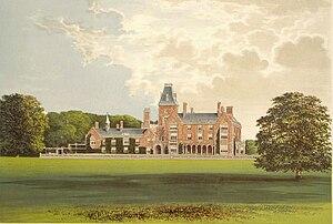 Benenden School - Hemsted Park c. 1870