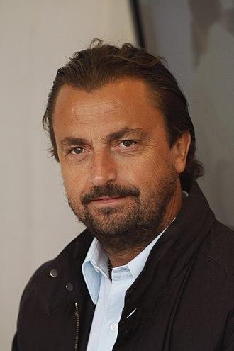 Henri Leconte - Henri Leconte in 2011