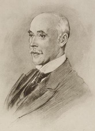 Henry Brand, 2nd Viscount Hampden - Engraved portrait of Brand
