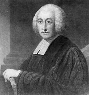 Henry Muhlenberg - Engraving of the Rev. Henry M. Muhlenberg