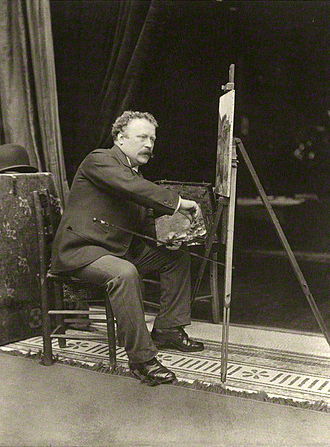 Henry Woods (painter) - Henry Woods