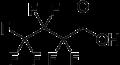 Heptafluorobutyric acid.png