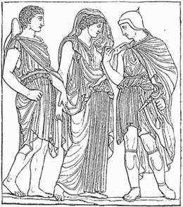 Bildergebnis für mythos orpheus und eurydike