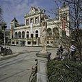 Het paviljoen was voorheen een cultureel centrum thans is het in gebruik als Nederlands Filmmuseum - Amsterdam - 20409316 - RCE.jpg
