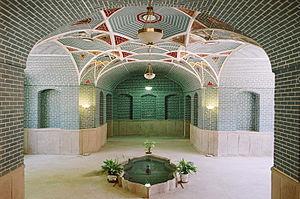 Haidarzadeh House - Springhouse of Heydar zade house